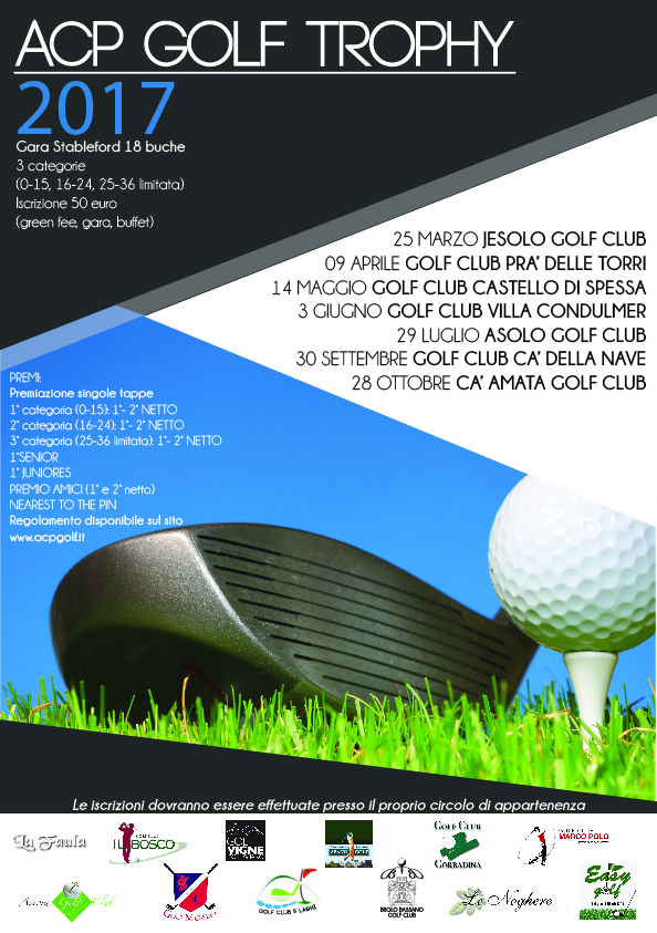 TORNEO ACP GOLF TROPHY